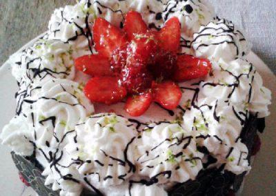 gateau-fraise-framboise